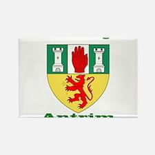 County Antrim COA Magnets