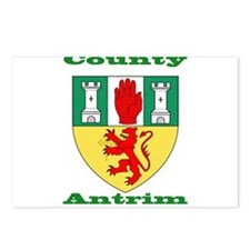 County Antrim COA Postcards (Package of 8)