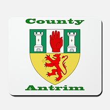 County Antrim COA Mousepad