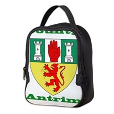 County Antrim COA Neoprene Lunch Bag