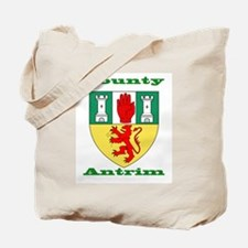 County Antrim COA Tote Bag