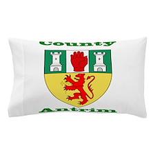 County Antrim COA Pillow Case