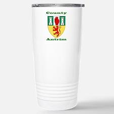 County Antrim COA Travel Mug