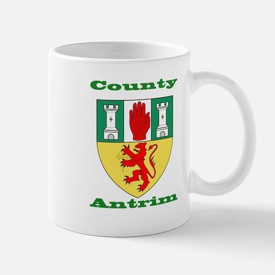 County Antrim COA Mugs
