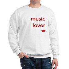 Music Lover | Sweatshirt