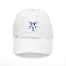 Caduceus NP (blue) Baseball Baseball Cap