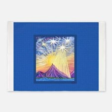 Angel Sky (Summit) 5'x7'Area Rug