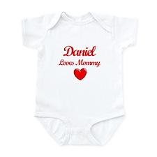 Daniel Loves Mommy Infant Bodysuit