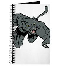 Panther Mascot Journal