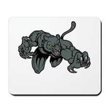 Panther Mascot Mousepad