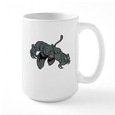 Panther Mascot Mugs