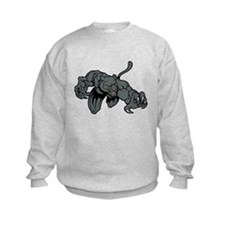 Panther Mascot Sweatshirt