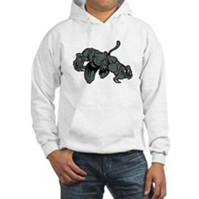 Panther Mascot Hoodie