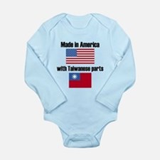 Made In America With Taiwanese Parts Body Suit