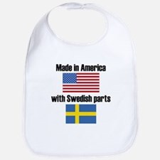 Made In America With Swedish Parts Bib