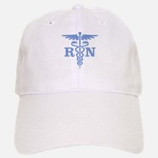 Caduceus RN (blue) Baseball Baseball Baseball Cap