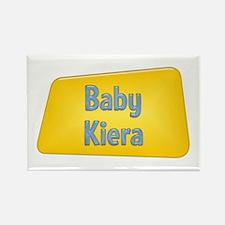 Baby Kiera Rectangle Magnet