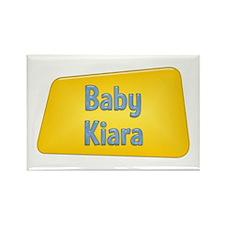 Baby Kiara Rectangle Magnet (10 pack)