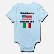 Made In America With Italian Parts Body Suit