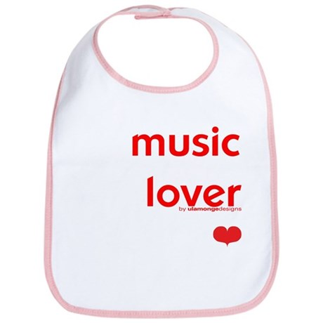 Music Lover | Bib