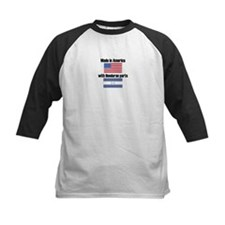 Made In America With Honduran Parts Baseball Jerse