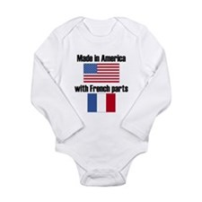 Made In America With French Parts Body Suit