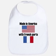 Made In America With French Parts Bib