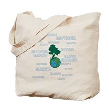 EARTH MOTHER / MOTHER EARTH Tote Bag