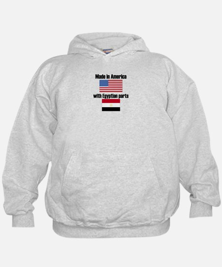 Made In America With Egyptian Parts Hoody