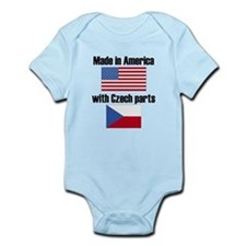 Made In America With Czech Parts Body Suit