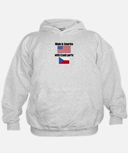 Made In America With Czech Parts Hoody