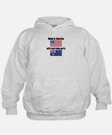 Made In America With Australian Parts Hoody