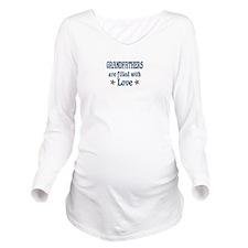 Grandfather Love Long Sleeve Maternity T-Shirt