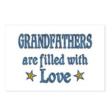 Grandfather Love Postcards (Package of 8)
