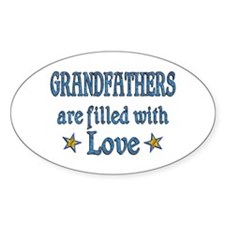 Grandfather Love Decal