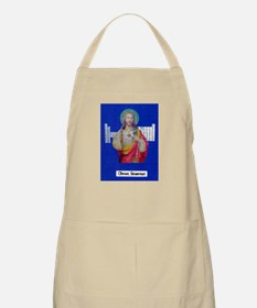 Christ, Scientist BBQ Apron