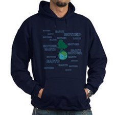 EARTH MOTHER / MOTHER EARTH Hoodie