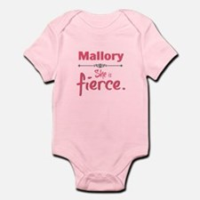 Personal She Is Fierce - Mallory Body Suit