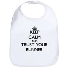 Keep Calm and Trust Your Runner Bib