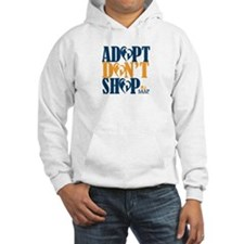 ADOPT DONT SHOP Hoodie