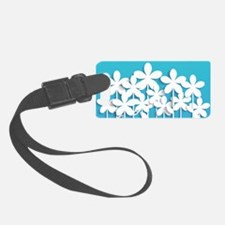 Pretty Flowers Luggage Tag