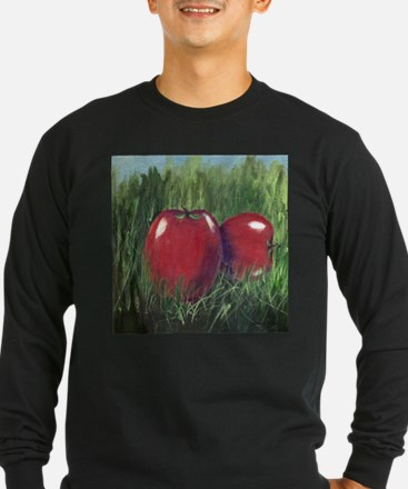 Two Apples Long Sleeve T-Shirt