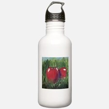Two Apples Water Bottle