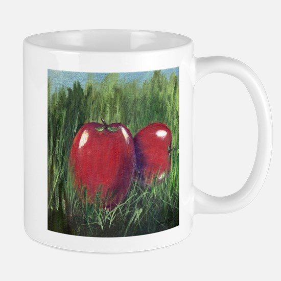 Two Apples Mugs