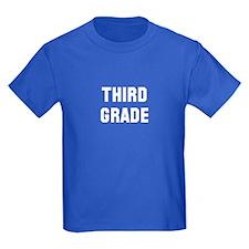Third Grade T