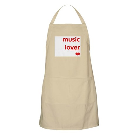 Music Lover | BBQ Apron