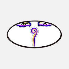 Peace Eyes (Buddha Wisdom Eyes) Patches