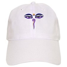 Peace Eyes (Buddha Wisdom Eyes) Baseball Cap
