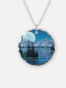 Mountain Sky Necklace