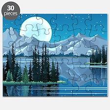 Mountain Sky Puzzle